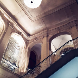 staircase komische Oper berlin