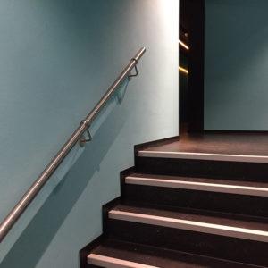 Staircase Delphi Cinema Berlin