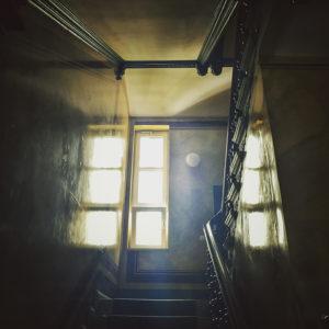 Staircase Calvinstrasse Berlin